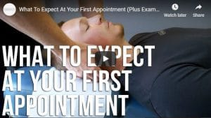 What To Expect At Your First Visit to Kalkstein Chiropractic