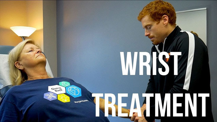 Wrist Treatment in Towson MD