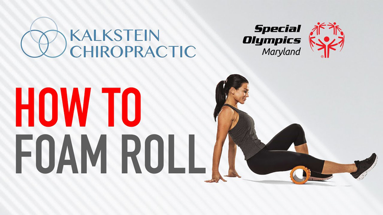 How to Foam Roll in Towson MD