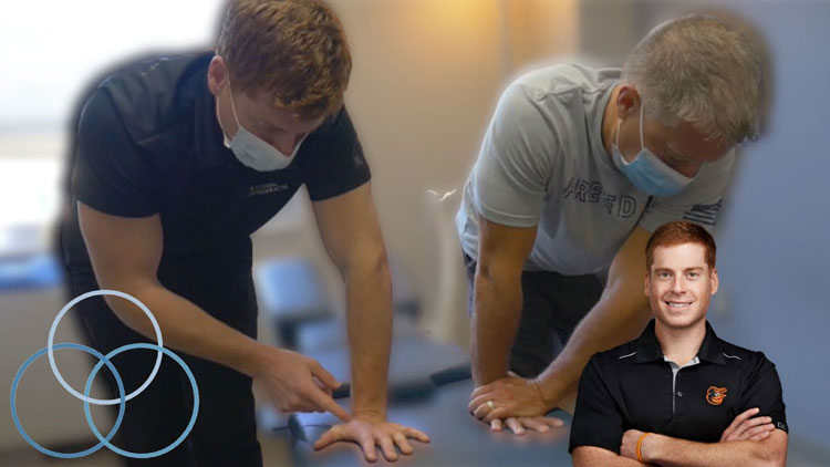 Chiropractic Towson MD Wrist Warm Up